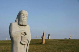 Valle dei Santi: ecco dove si trova l'Isola di Pasqua del terzo millennio