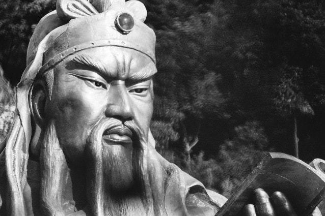 Guan Yu nelle rappresentazioni tradizionali