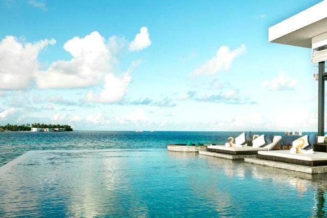 Jumeirah Dhevanafushi, Maldive