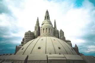 Le sculture di sabbia più belle del mondo: ecco come realizzarle