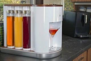 Somabar: il primo barman robotico per la tua casa