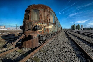 Orient Express: da simbolo di viaggi di lusso a treno abbandonato