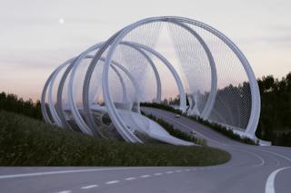 Pechino, ecco il ponte per le Olimpiadi Invernali 2022