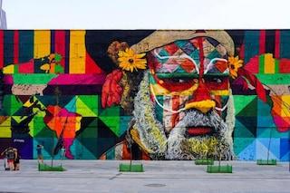 Rio 2016: ecco il murale più grande del mondo