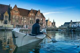 Onak: la prima canoa pieghevole che sembra un origami