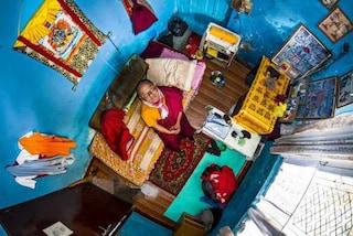 Giro del mondo in 80 e più camere da letto: ecco le bellissime fotografie