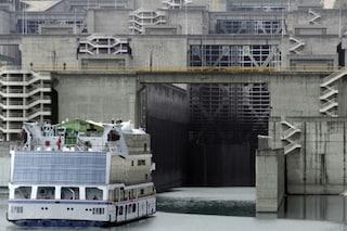 È un capolavoro d'ingegneria: ecco l'ascensore per navi più grande del mondo