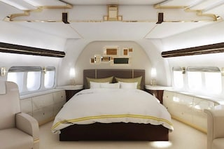 Boeing 747-8 VIP: ecco il jet privato più lussuoso del mondo