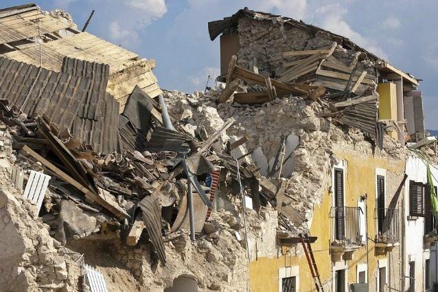 Italia A Rischio Come Rendere Una Casa Antisismica