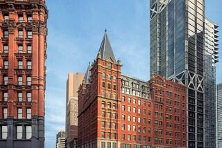 Da grattacielo storico ad hotel di lusso: rinasce un'icona di New York