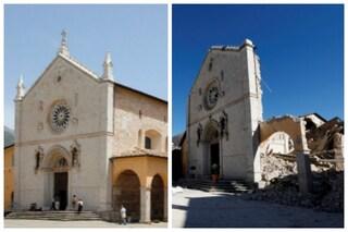 Norcia post-terremoto: ecco come era la Basilica di San Benedetto