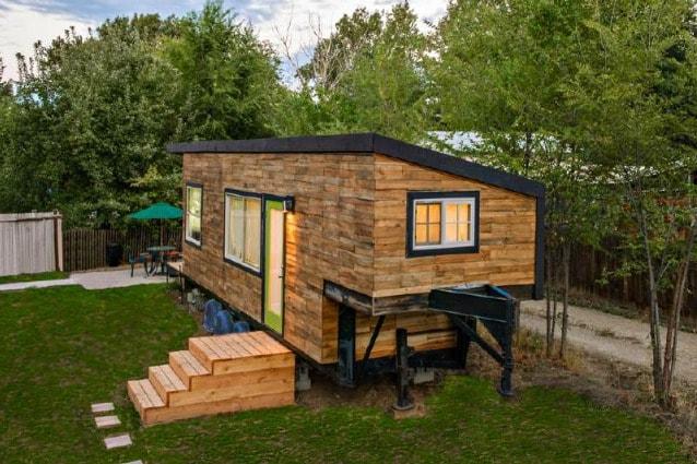 Come Costruire Una Casa Con I Pallet E Spendere Meno Di 100 Euro