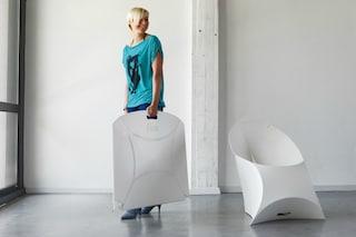 Flux: la sedia pieghevole che diventa una busta