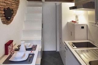 Roma, vivere in 7 metri quadrati: ecco la casa più piccola d'Italia
