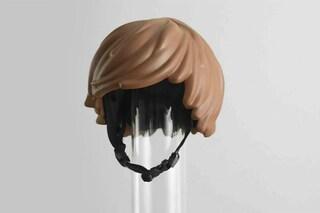 Lego Helmet: il primo casco da bici che vi trasforma in un personaggio LEGO