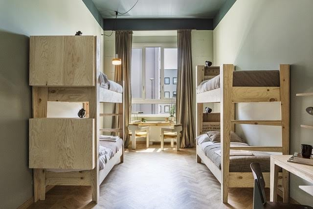 Milano, apre casaBASE: dieci camere e spazi comuni che vi ...