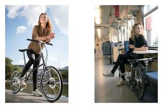 Vello Bike +: la prima bicicletta elettrica pieghevole che si ricarica pedalando