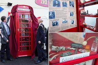 Warley Museum: il museo più piccolo del mondo è dentro una cabina telefonica