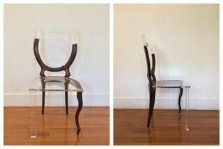 Come riparare i mobili rotti con la resina