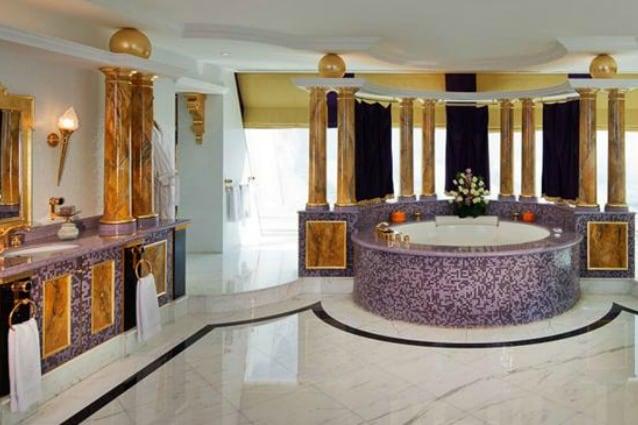 Royal Suite del Burj Al Arab