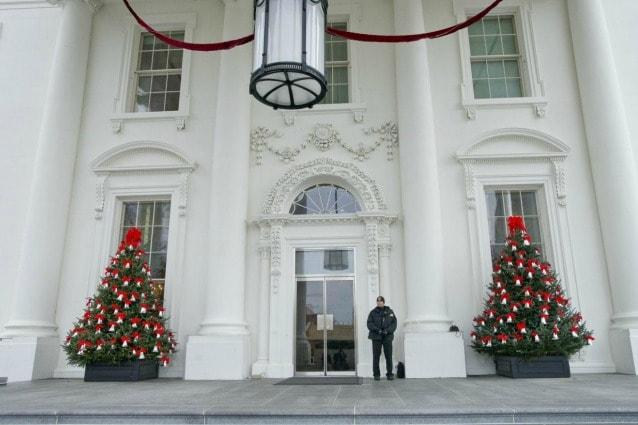 Decorazioni Per Casa Di Natale : Natale 2016 alla casa bianca: ecco le decorazioni per le feste