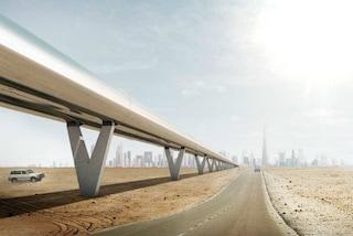 Da Dubai ad Abu Dhabi in 12 minuti: ecco il treno più veloce del mondo