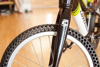 Mai più ruote a terra: ecco i pneumatici da bici che non si bucano e non si sgonfiano mai