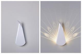 Queste non sono semplici lampade: quando si illuminano diventano meravigliosi animali