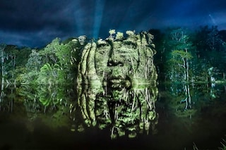 Questa è Street Art 2.0: la prima forma d'arte al mondo nella Foresta Amazzonica
