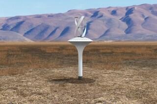 WaterSeer: la prima turbina che produce acqua potabile dal nulla