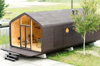 Wikkelhouse: questa casa è fatta di cartone ma dura più di 50 anni