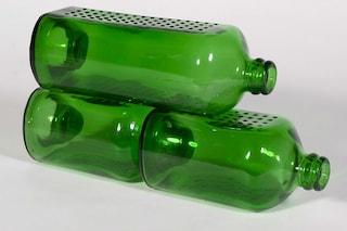 Heineken WOBO: la bottiglia di birra diventa mattone per costruire
