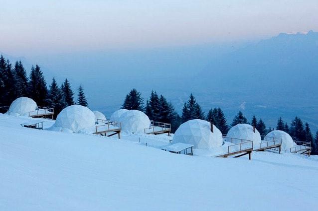 Eco Resort Whitepod
