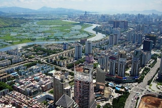 Cina, ecco dove sarà costruita la città più grande del mondo