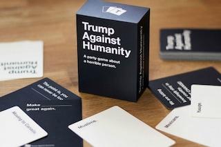 """""""Trump contro l'umanità"""": il più divertente gioco di società che è stato vietato"""