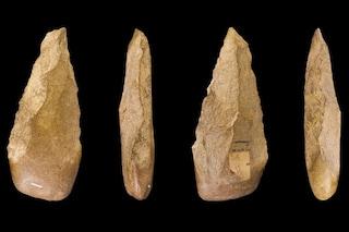 L'ascia acheuleana: ecco l'origine di tutti gli oggetti