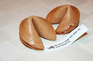 Biscotto della fortuna: ecco l'origine del dolce più usato dai ristoranti cinesi