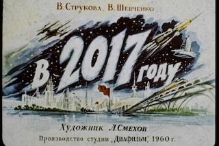 Ecco come l'Unione Sovietica si immaginava nel 2017