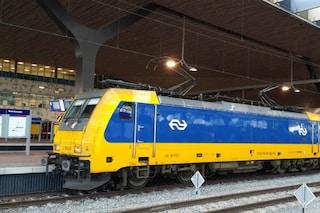 Olanda, arriva il primo treno al mondo che funziona ad energia eolica