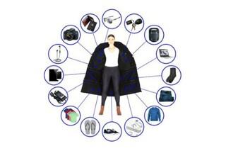 Indossa il tuo bagaglio: Airport Jacket è il cappotto che sostituisce la valigia