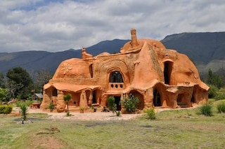 Casa Terracota: è in Columbia la casa dei Flintstones