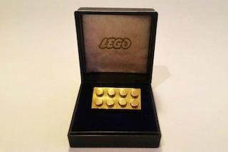 Venduto per 19 mila euro: ecco il mattoncino LEGO più prezioso al mondo