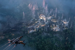 Star Wars Land: aprirà a Disneyland nel 2019 il parco a tema di Guerre Stellari