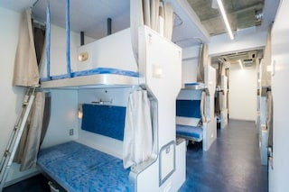 Train Hostel Hokutosei: apre in Giappone il primo hotel al mondo che sembra un treno