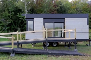WheelPad: la prima mini casa a misura di disabile