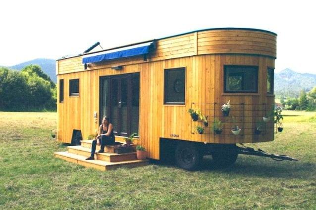 Case Piccole Da Sogno : Vivere senza affitto case off grid per una realtà da sogno