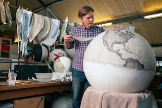 Come creare un mappamondo: l'antica arte di Bellerby & Co. Globemakers