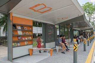Singapore, progettata la fermata d'autobus migliore del mondo