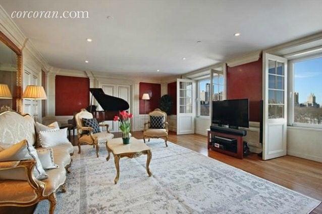 New York Si Vende L Ex Appartamento Di David Bowie All Interno