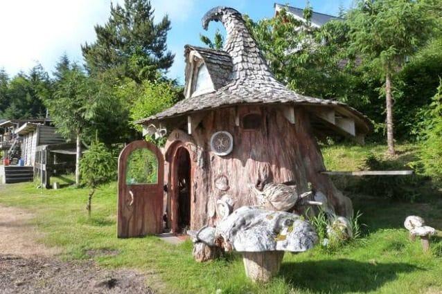 Canada, una casa da Hobbit: sembra uscita da un libro di J
